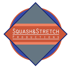 Squash and Stretch Production for wideo overlays and motion graphics animation